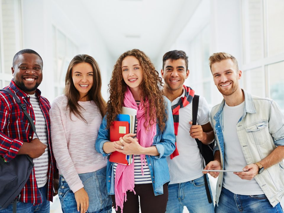 English for Internationals - F1 Student Visa Program