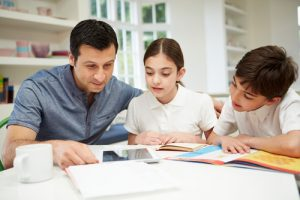 Learn_English_in_Atlanta_Family_Homework