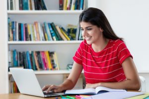 Online English Classes Student